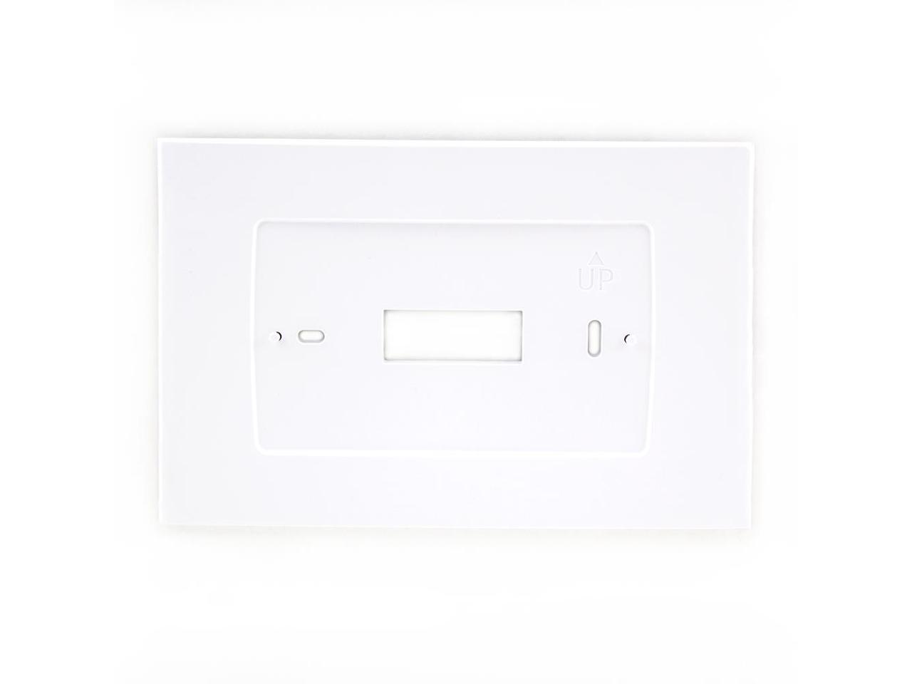 Sensi Touch White Wall Plate